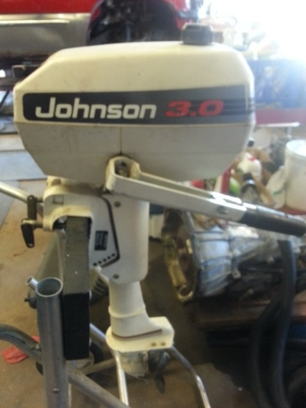 1992 Johnson 3.0 HP